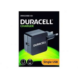 Duracell USB lader - 1 x 2400mA