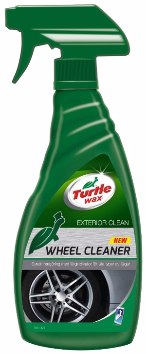Turtle Extreme NANO-TECH Wheel Cleaner