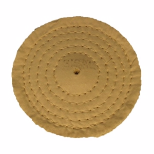 Polerskive Sisal 100 mm.