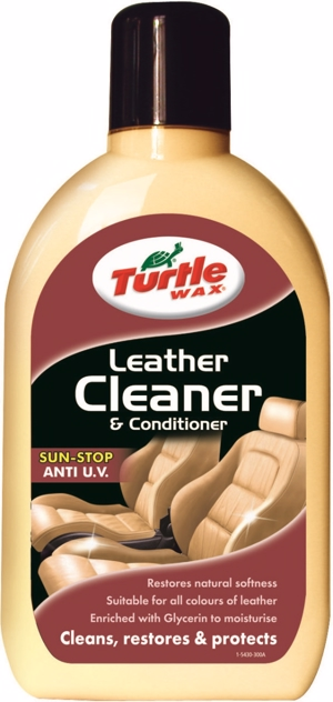 Turtle Wax Emerald Leather Care