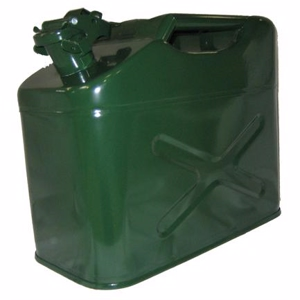 Jerry can 10 ltr.